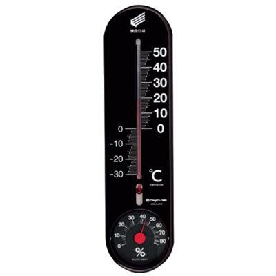 SK 温湿度計 快段目盛 縦型 SK-1722KD