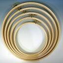キルトフープ 40cm/P1-4 手芸・ハンドメイド用品 ツール ボード・フープ