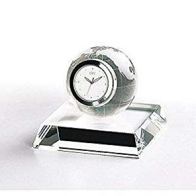 NARUMI/鳴海製陶 グラスワークスナルミ アース クロック/GW1000‐11010
