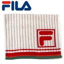 日繊商工 FILA リーデル スポーツタオル FL-1224 レッド