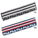 FL851-NB フィラ オート アクティブロングタオル ネイビー FILA ACTIVE LONG TOWEL FL851NBニツセン