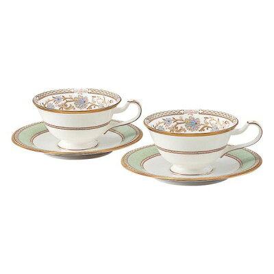 ノリタケ ヨシノ コーヒー紅茶碗皿ペアセット