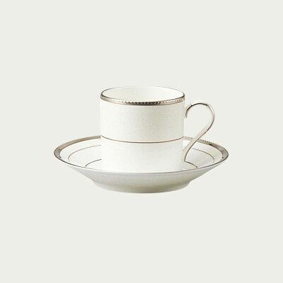 ボーンチャイナ シャンパンパールズ コーヒー碗皿