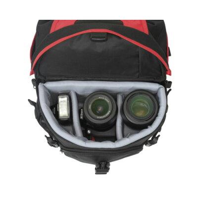 エツミ アペックスキャニオンミニ ブラック/レッド E-4205