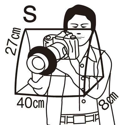 エツミ カメラレインジャケットIIS E-6730