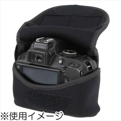 エツミ E6878 NPカメラケースSS2 ブラック