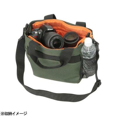 コールマンカメラトートバッグ グリーン CO8705