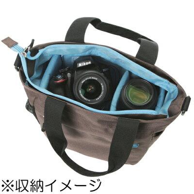 コールマン カメラ トートバッグ ブラウン CO-8720(1コ入)