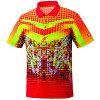 ニッタク ゲームシャツ ミラルーシャツ レッド SSサイズ(1枚入)