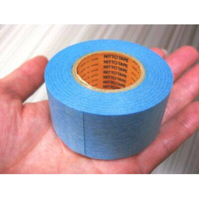 マスキングテープ シーリング 30mmX18M 青 4P NO7286