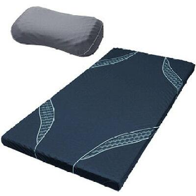 西川エアー マットレス AiR 01 シングルサイズ ハードタイプ 枕 HARD ネイビー 敷き布団 AI0010HT HVB3801002