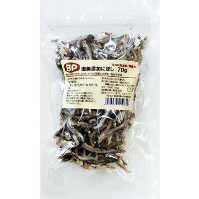 ベストパートナー 塩無添加にぼし(70g)