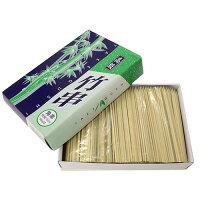 竹串 角型 業務用 15cm(約500本入)