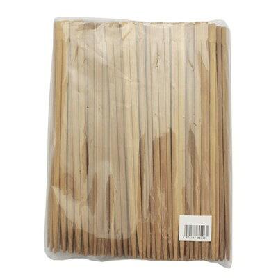 割り箸 竹 炭化 双生箸 24cm(100膳入)