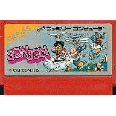 ソンソンファミコンソフト/シューティング・ゲーム