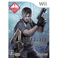 バイオハザード4 Wiiエディション/Wii/RVLPRB4J/D 17才以上対象
