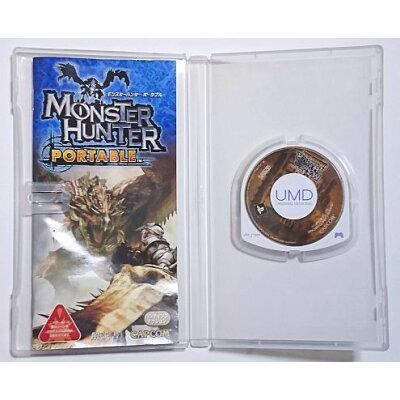 モンスターハンターポータブル(PSP the Best)/PSP/ULJM08014/C 15才以上対象