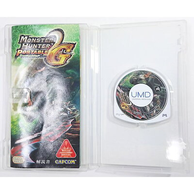 モンスターハンターポータブル 2nd G(PSP the Best)/PSP/ULJM08019/C 15才以上対象
