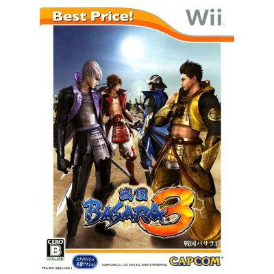 戦国BASARA3(Best Price!)/Wii/RVLPSB3J1/B 12才以上対象