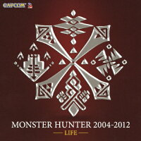 MONSTER HUNTER 2004-2012 【LIFE】/CD/CPCA-10263
