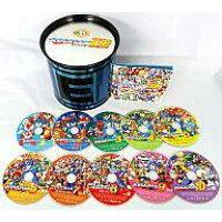 CD ロックマン25周年記念CD ROCKCANサウンドE缶