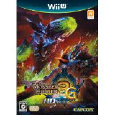 モンスターハンター3(トライ)G HD Ver./Wii U/WUPPAHDJ/C 15才以上対象