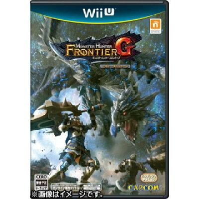 モンスターハンター フロンティアG ビギナーズパッケージ/Wii U/WUPPAMFJ/C 15才以上対象