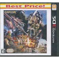モンスターハンター4G(Best Price!)/3DS/CTR2BFGJ/C 15才以上対象