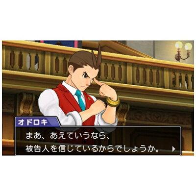 逆転裁判6/3DS/CTRPBG6J/B 12才以上対象