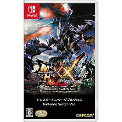 モンスターハンターダブルクロス Nintendo Switch Ver./Switch/HACPAAB7A/C 15才以上対象