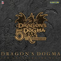 DRAGON'S DOGMA 5TH ANNIVERSARY BEST/CD/CPCA-10446