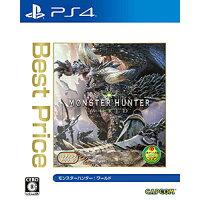 モンスターハンター:ワールド (Best Price)/PS4/PLJM16242/C 15才以上対象