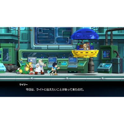 ロックマン11 運命の歯車!! コレクターズ・パッケージ amiibo同梱版/Switch/CPCS01142/A 全年齢対象