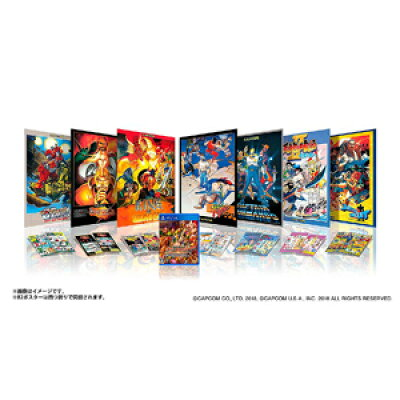 カプコン ベルトアクション コレクション コレクターズ・ボックス/PS4/CPCS01146/B 12才以上対象