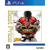 ストリートファイターV(Best Price)/PS4/PLJM16391/B 12才以上対象