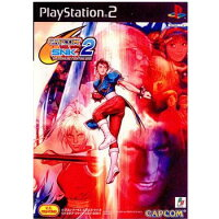 PS2 CAPCOM VS. SNK 2 MILLIONAIRE FIGHTING 2001 PlayStation2