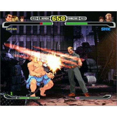PS CAPCOM VS. SNK MILLENNIUM FIGHT 2000 PRO Playstation PlayStation