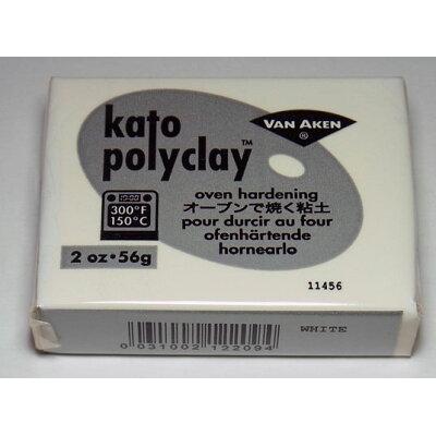 塗料・工具 ケイト・ポリクレイ スタンダードカラー ホワイト (8207)