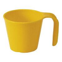エンテック スマイルカップ230ml黄白 キッチン用品