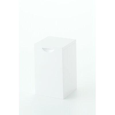 マーナ トイレケア トイレポット W-062 ホワイト(1コ入)