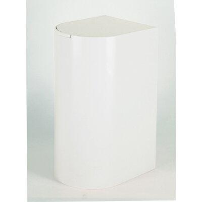 マーナ スリムトイレポット ホワイト W202W(1コ入)