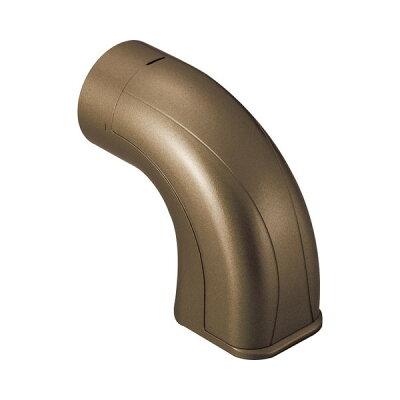 エンドブラケット金属カバー付 / 040-6095 ブラウン BE-64B 1個