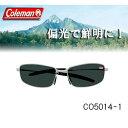 Coleman コールマン 偏光レンズ サングラス CO-5014-1