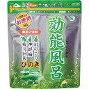 効能風呂 薬用入浴剤 ひのき 1kg(入浴剤)
