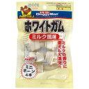 ホワイトガム ミルク風味 ミニボーン 4本