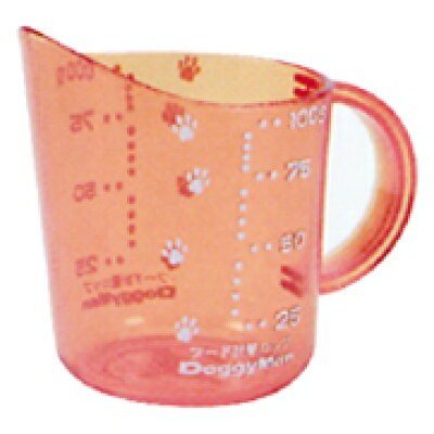 ドギーマン フード計量カップ(1コ入)
