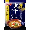 煮干しらーめん 醤油味(107.5g)