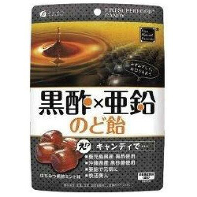 ファイン 黒酢×亜鉛のど飴(60g)