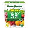ファイン ゼリーdeサプリ おいしい野菜 オレンジ風味(15g*20本入)