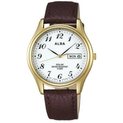 アルバ ソーラー時計 アルバソーラー AEFD544 AEFD544